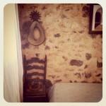 Bedroominterior casa de Ibiza